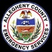 Allegheny County, PA (South) Police, Fire, EMS Logo