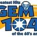 WGMF - Gem 104 Logo
