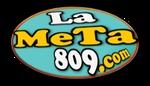 La Meta 809 Logo
