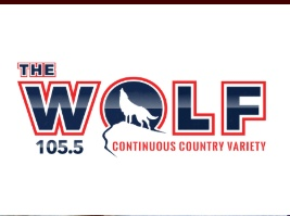 105.5 The Wolf - W288DQ