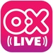 OX Live - Gay Radio Logo