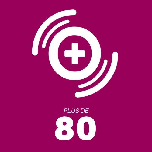 Mona FM - Plus de 80