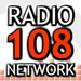 Radio 108 Network Logo