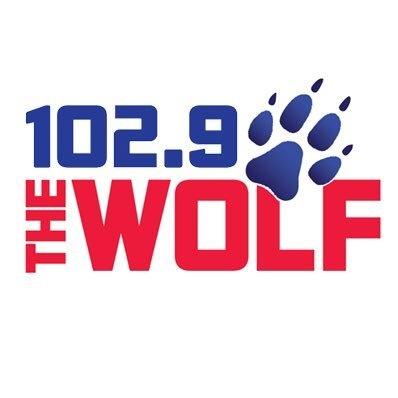 102.9 The Wolf - KMNB