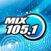 Mix 105.1 - KUDD Logo