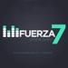 Fuerza 7 Radio Logo