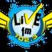 Live FM Honduras 102.3 Logo
