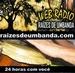 Rádio Raízes de Umbanda Logo