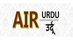 All India Radio - AIR Urdu