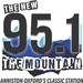 95.1 The Mountain - WDNG Logo