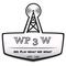 WP3W Radio Logo