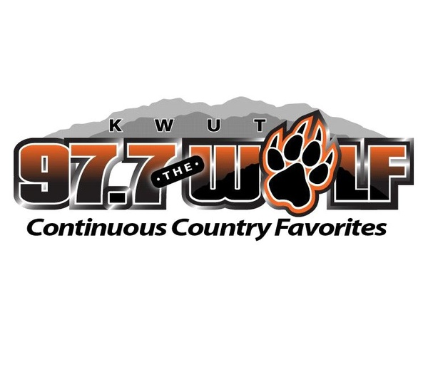 97.7 The Wolf - KWUT