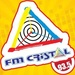 Radio FM Cristal Logo