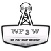 WP3W Radio Logo