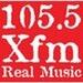 105.5 XFM Logo