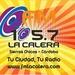 FM La Calera 105.7 Logo