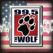 99.5 The Wolf - KWJJ-FM