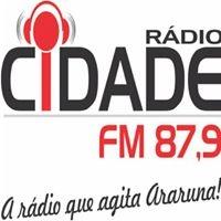 Rádio Cidade FM Araruna