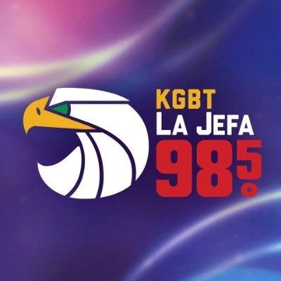 KGBT La Jefa 98.5 - KGBT-FM