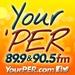 Positive Hits PER - WPER Logo