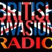 British Invasion Radio Logo
