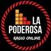 La Poderosa Radio Online - Radio Salsa Logo