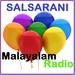 Salsarani Malayalam Radio Logo