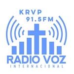 La Voz de Dios Radio - KRVP Logo