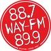 WAY-FM - WAYM Logo