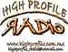 High Profile Radio Logo
