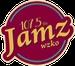 1350/107.5 Jamz - WZKO Logo
