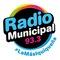 Neuva Radio Municipal 93.3 Logo