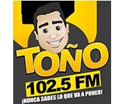 Toño 102.5FM - XHIQ