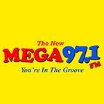 Mega 97.1 - KRTO Logo