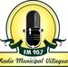 Radio Municipal Villaguay 90.7 Logo