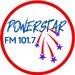 Radio Powerstar FM101.7 Logo
