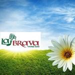 La Brava 1440 - WMVB Logo