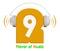 Radio9 Telugu Logo
