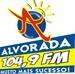 Alvorada FM Logo