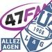 47 FM Logo