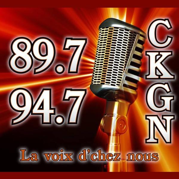 CKGN - CKGN-FM