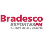 Rádio Bradesco Esportes FM Logo