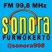 Radio Sonora Purwokerto Logo