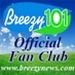 Breezy 101 - WLIN-FM Logo
