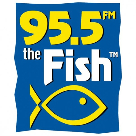 95.5 The Fish - WFHM-FM