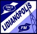 Rádio Lidianópolis 104.9 FM Logo