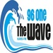 96 one The Wave - KANS Logo