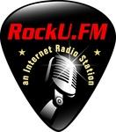 RockU.FM Logo