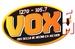 VOX FM - WKBF Logo