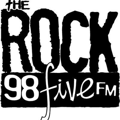 The Rock 98.5 - CJJC-FM